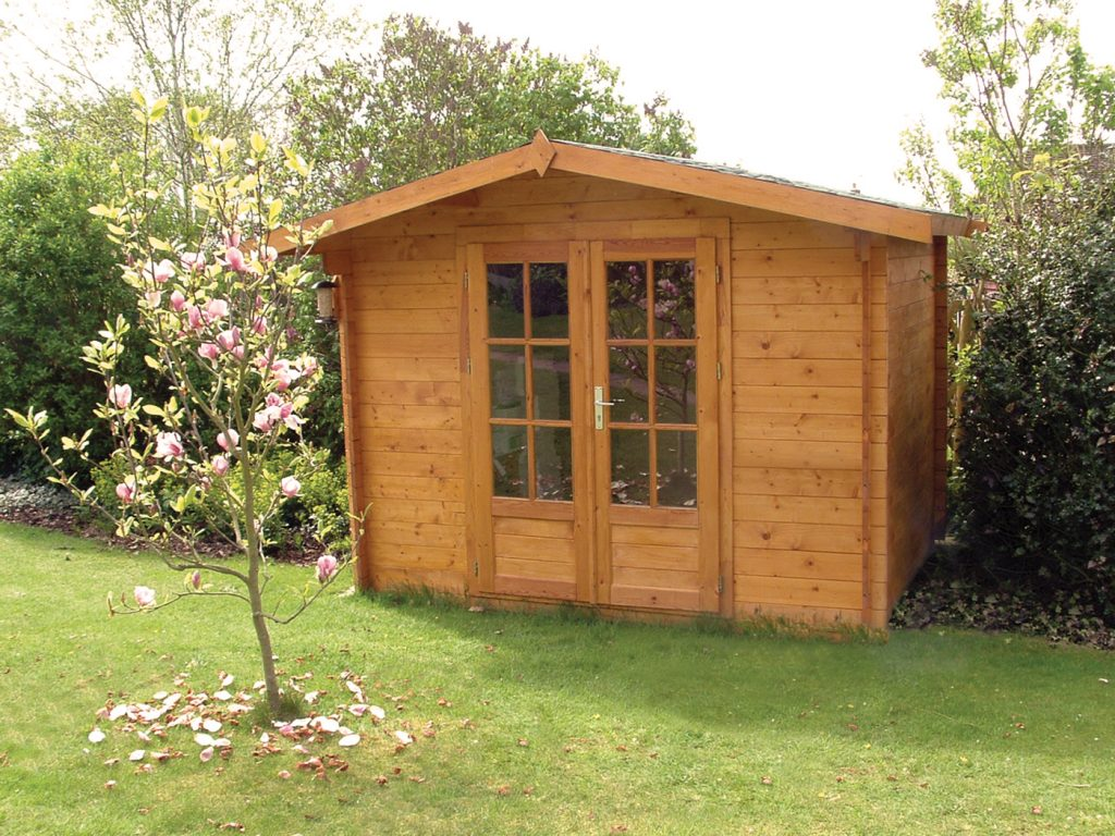 The Avondale The Perfect Upgrade From A Garden Shed