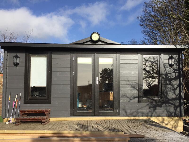 New Pavilion Customer