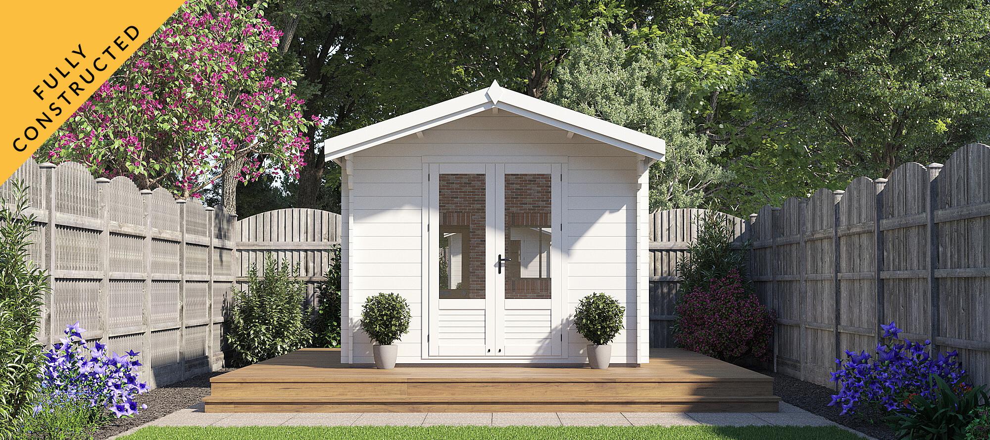 Small Garden Building