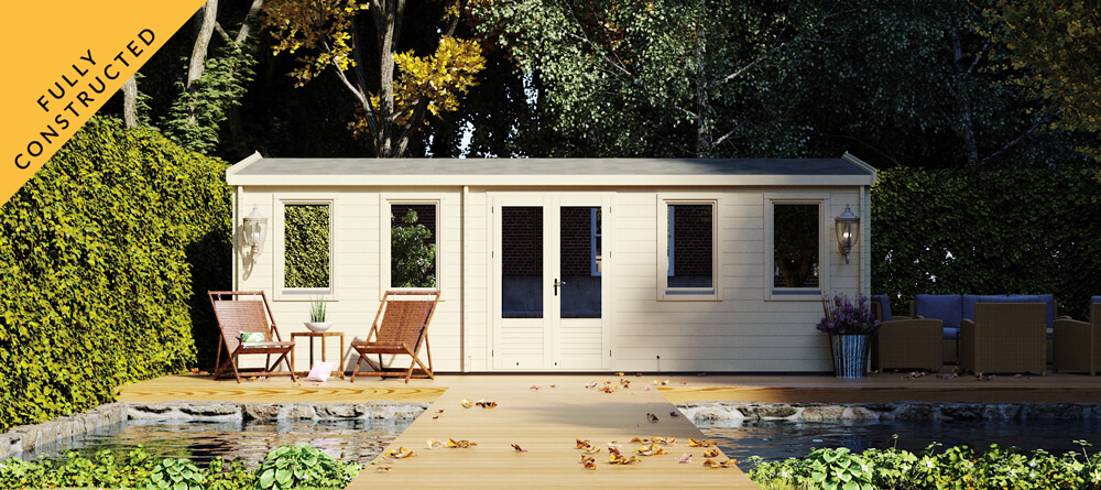 Homestead Compact Garden Building