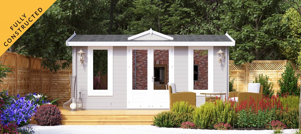 New Pavilion Garden Office