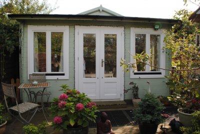 4.2m x 3.2m Garden Room